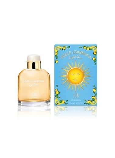 Dolce&Gabbana Light Blue Sun Pour Homme EDT 125 ml Parfüm Renksiz